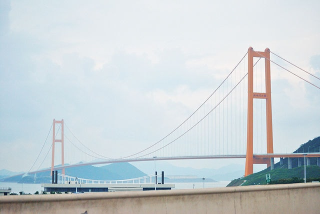 Xihoumen_Bridge